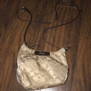 Women's coach crossbody bag 💼